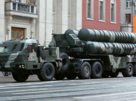 america and Russia weapon deal