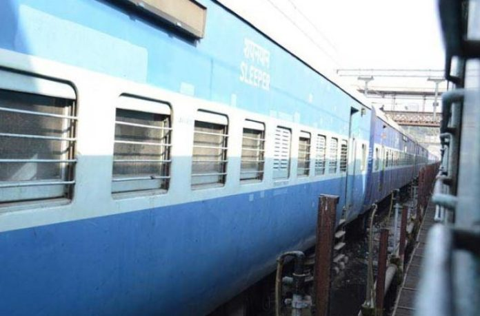 Raebareli News N: Train Photo